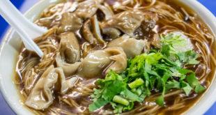 龍華市場-台北口味紅麵線