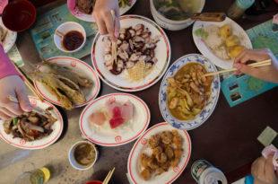 2014年小琉球渡假去-山豬溝餐廳