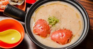 鮮記螃蟹海產粥
