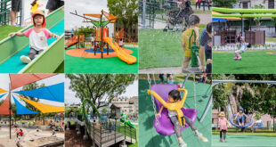 屏東親子旅遊 - 和平公園共融遊戲場 x 飛翔滑軌、巨人之家、傑克樹屋、鑽石轉盤、滾輪滑梯…