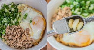 岡山煎炒蛋麵