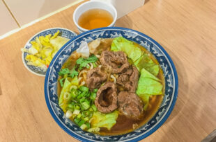 麵食Mavetu x 市場內溫暖人心的牛肉麵