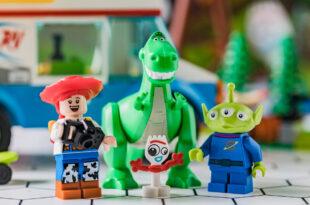 親子家庭 - 玩具總動員4樂高 x 玩具們的露營車假期