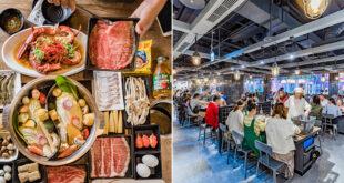 高雄美食 - 祥富水產夢時代店 x 來場漁市場風格的火鍋派對吧!