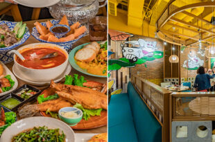 高雄義享天地泰式餐廳推薦 - 饗泰多Siam More x 泰國從北到南的特色美食一桌到位