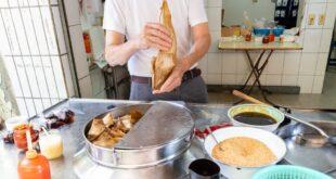 鹽埕阿伯肉粽